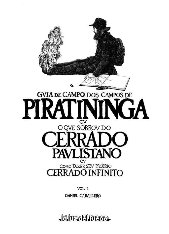 Cerrado Infinito: Expedições, Projeto Artístico E Guia De Campo.