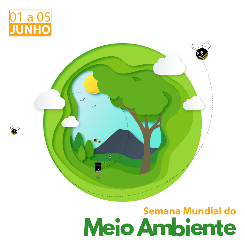 A ORIGEM E A IMPORTÂNCIA DA SEMANA DO MEIO AMBIENTE.